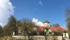 In der Burgruine Reichenau im Mühlkreis wurde am Wochenende allzu ausgelassen gefeiert (Bild: Kronen Zeitung)