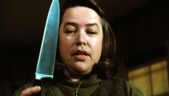 "Kathy Bates in ""Misery"" (Bild: Everett Collection / picturedesk.com)"