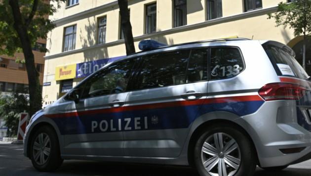 Ein Trio lieferte sich in Meidling eine Verfolgungsjagd mit der Polizei. (Bild: APA/HANS PUNZ (Symbolbild))