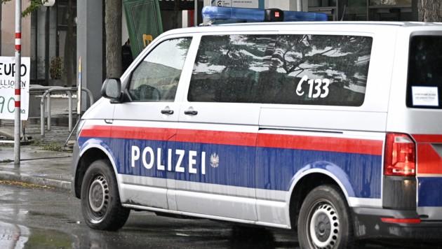In Wien-Meidling lieferte sich ein Trio eine Verfolgungsjagd mit der Polizei. (Bild: APA/Hans Punz (Symbolbild))
