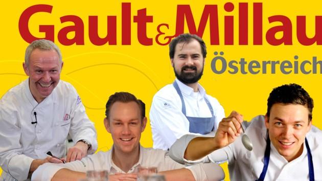 44 Restaurants aus Oberösterreich wurden im Gault Millau 2020 ausgezeichnet (Bild: Einöder,Fellner, Gault Millau)