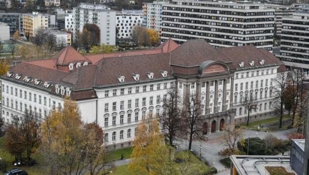 Die Universität Innsbruck (Bild: LIEBL Daniel | zeitungsfoto.at)