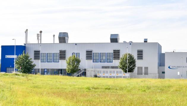 Das Sanierungsverfahren bei Gruber & Kaja wurde Ende August eröffnet. (Bild: Harald Dostal)