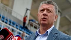 Dmitrij Schljachtin (Bild: AFP)