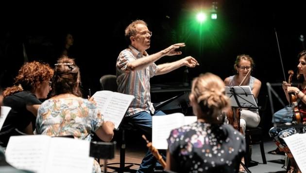 Der Barockvirtuose Alfredo Bernardini wird auch im nächsten Jahr die styriarte eröffnen. (Bild: Nikola Milatovic)