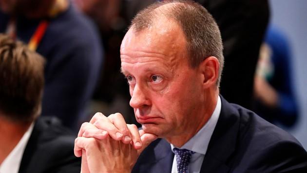 Friedrich Merz (Bild: AFP)