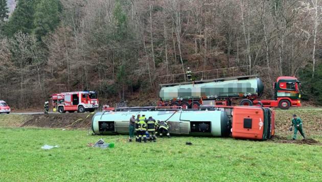 (Bild: Feuerwehr Brückl)