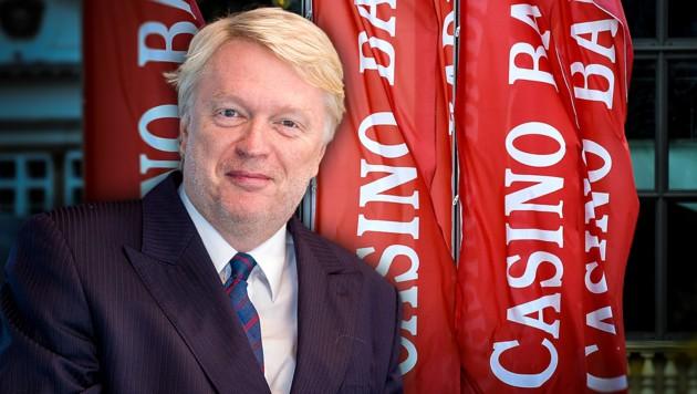 Ex-SPÖ-Mandatar und Casinos-Manager Dietmar Hoscher könnte nun doch noch sein Ausschuss-Erlebnis haben. (Bild: APA/Robert Jäger, APA/Georg Hochmuth, krone.at-Grafik)