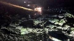 Einsatz nach Erdrutsch in Ramingstein (Bild: FF Ramingstein)