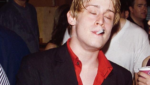 Mit Fotos wie diesen sorgte Macaulay Culkin in der Vergangenheit immer wieder für Schlagzeilen. (Bild: STAR MAX, INC. / Action Press / picturedesk.com)