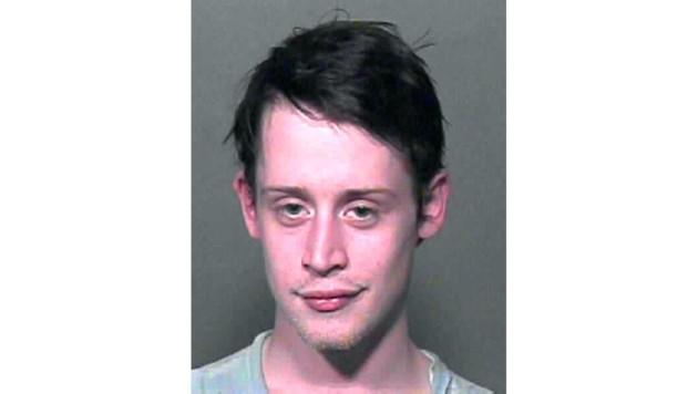 2004 wurde Macaulay Culkin wegen Dorgenbesitzes festgenommen. (Bild: 2004 AFP)