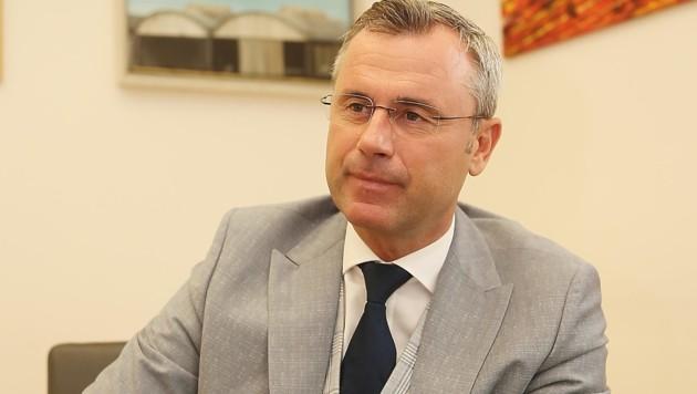 Norbert Hofer (Bild: Peter Tomschi)