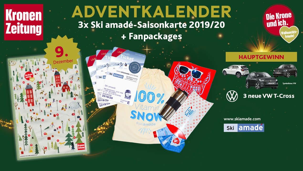 krone adventkalender 2019 gewinnspiel