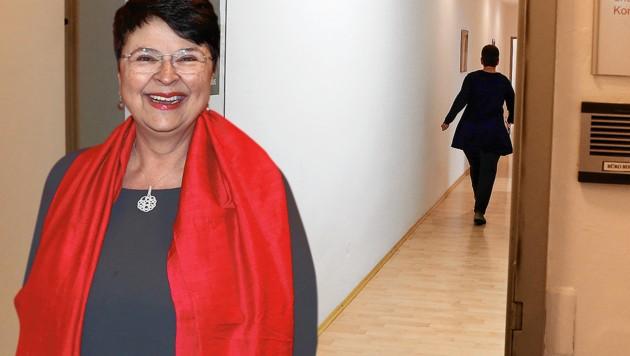 Ex-Stadträtin Renate Brauner (SPÖ) (Bild: Klemens Groh, Zwefo, krone.at-Grafik)