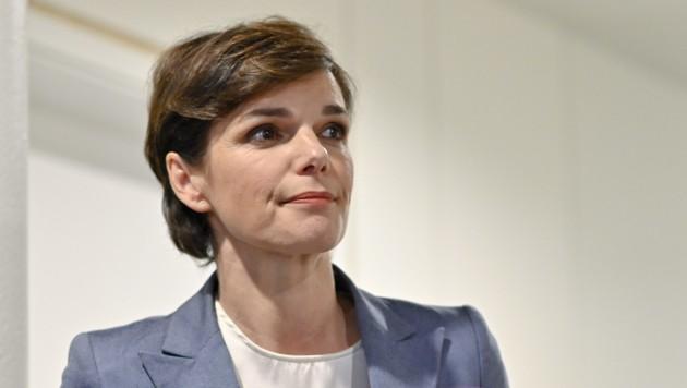 SPÖ-Parteivorsitzende Rendi-Wagner (Bild: APA/HERBERT NEUBAUER)
