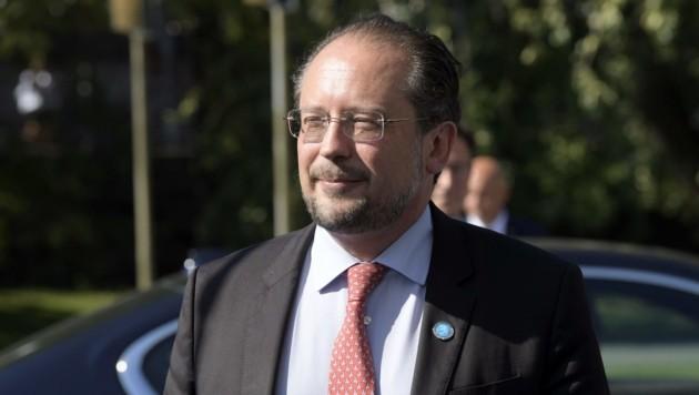 Außenminister Alexander Schallenberg will mit der Maßnahme auch die Migrationsursachen bekämpfen.