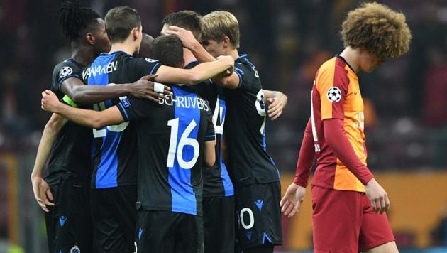 (Bild: APA/AFP/Bulent Kilic)
