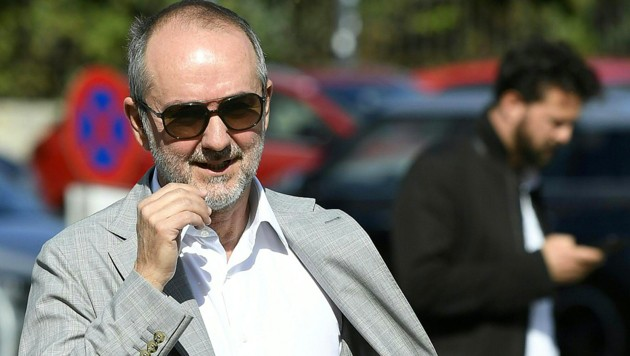 Ex-SPÖ-Bundesgeschäftsführer Thomas Drozda (Bild: APA/ROBERT JAEGER)
