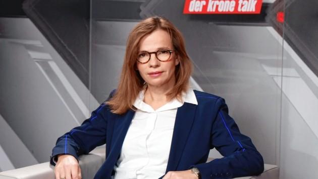 Politikwissenschaftlerin Gerda Füricht-Fiegl (Bild: zwefo)