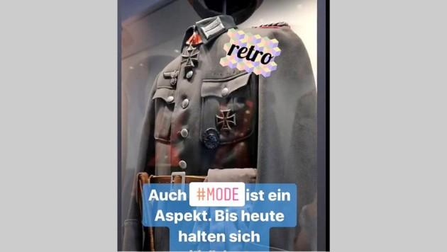 Ein Screenshot von der Instagram-Seite der Bundeswehr (Bild: Bundeswehr/Screenshot Instagram)