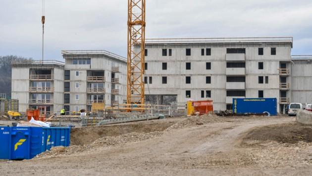 Wohnen in Tirol wird immer teurer, das Land will gegensteuern. (Symbolbild) (Bild: Harald Dostal)