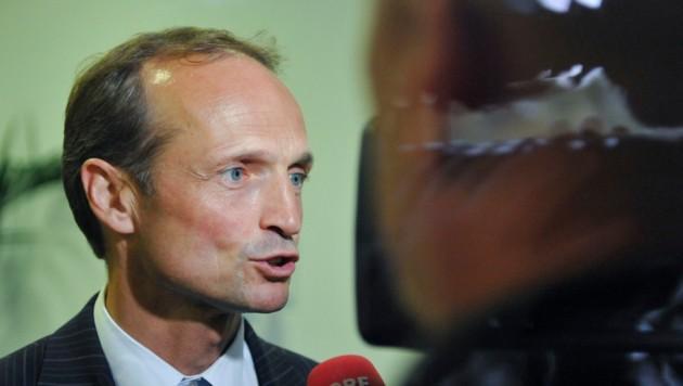 ÖVP-Verfassungssprecher Wolfgang Gerstl (Bild: APA/HERBERT NEUBAUER)