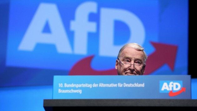 Alexander Gauland (Bild: AFP)
