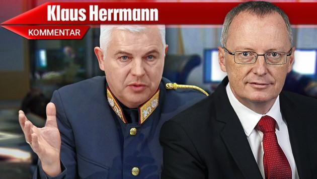 (Bild: Jürgen Radspieler, ORF, Martin A. Joechl, krone.at-Grafik)