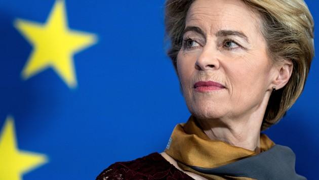 Ursula von der Leyen (Bild: AFP)