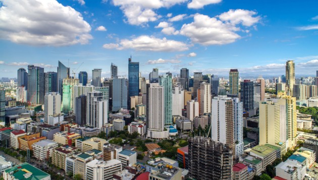 Skyline von Manila (Bild: ©bugking88 - stock.adobe.com)