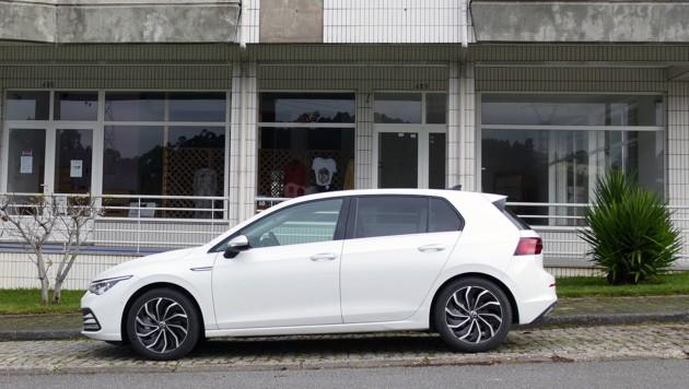 Volkswagen (hier ein Golf) ist die beliebteste Automarke in der Steiermark. (Bild: Stephan Schätzl)
