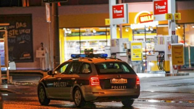 Nach der Überfallserie in Maxglan gab es in der Nacht auf Dienstag wieder eine Festnahme. (Bild: Markus Tschepp)