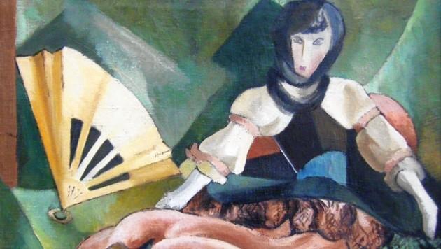 Anny Dollschein ist eine der Künstlerinnen, die in der Neuen Galerie in den Fokus gerückt werden (Bild: UMJ/Neue Galerie)