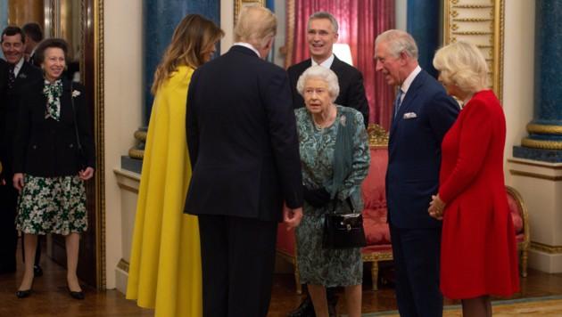 Das geschah wirklich zwischen der Queen und Anne