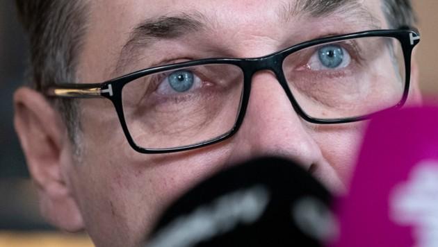 Heinz-Christian Strache (Bild: AFP)
