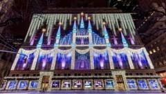 Eines der vielen Prestigeprojekte befindet sich in New York. (Bild: MK Illumination)