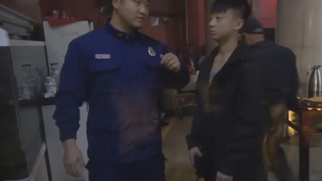 (Bild: YouTube.com/New China TV)