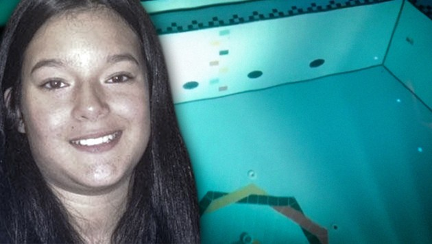 Von einem dieser Absaugrohre wurde die zwölfjährige Ana unter Wasser angesaugt. (Bild: MDR, Privat, krone.at-Grafik)