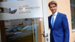 Landesrechnungshof-Direktor Günter Bauer. (Bild: Rojsek-Wiedergut Uta)