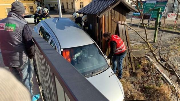 (Bild: Feuerwehr Möllbrücke)