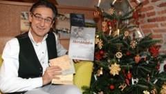 """Buch über Briefgeheimnisse: """"Herzklopfen"""" von Karl Oswald (Bild: Fürbass Josef)"""