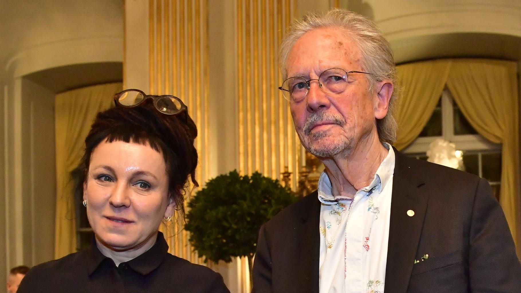 Nobelpreis Rede Handke Der Ewige Friede Ist Moglich Krone At