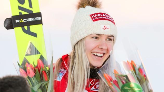 Chiara Hölzl (Bild: GEPA )