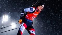 Julia Schwaiger und Co. landeten auf Platz 7. (Bild: GEPA)