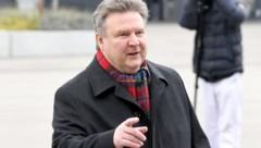 Wiens Bürgermeister Michael Ludwig (Bild: APA/ROLAND SCHLAGER)