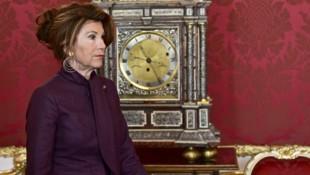 Bundeskanzlerin Brigitte Bierlein hat nun erklärt, warum sie so lange mit der Umsetzung des Glyphosat-Verbots gezögert hat. (Bild: APA/HANS PUNZ)