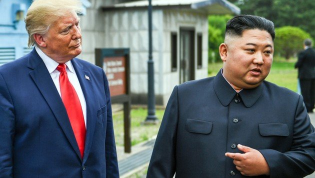 (Bild: APA/AFP/BRENDAN SMIALOWSKI)