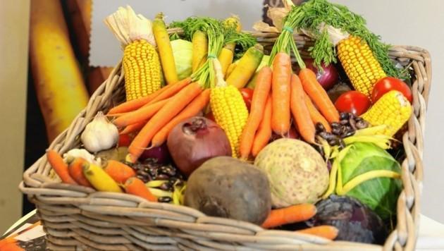 Gesundes Gemüse kommt aus der halben Welt nach Kärnten. (Bild: Juergen Radspieler)