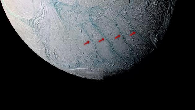 (Bild: NASA/JPL-Caltech/SSI)