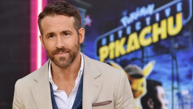 Ryan Reynolds (Bild: AFP)